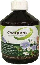 Compost-O, 0,5 Liter | plantenvoeding | versneld het composteren