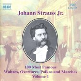 Strauss:100 M.Famous Works V.1