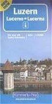 KuF Luzern 1 : 10 000. City Guide