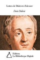 Lettres de Diderot à Falconet