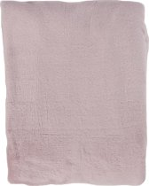 Nightlife Home Plaid Fleece 150x200cm - Lycra/elastaan - Roze