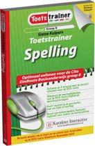 Afbeelding van Karakter Toetstrainer Taal Spelling - Groep 7-8  / Cito-toets