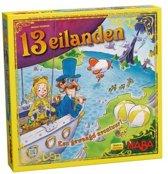 Haba Spel Vanaf 6 jaar 13 Eilanden