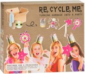 Re-Cycle-Me Prinsessenfeest knutselpakket