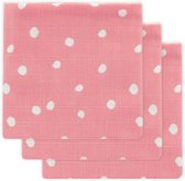 Little Lemonade Dots Hydrofiel luier pink (3pack)