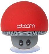 Kamparo Bluetooth Speaker Mini-paddenstoel 6 Cm Rood