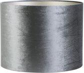 Light & Living Kap cilinder ZINC  40-40-30 cm  -  graphite