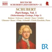Schubert: Part-Songs Vol.1