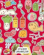 Sticker Organizer