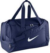 Nike Club Team Swoosh Duffel Sportsbag S - Blauw