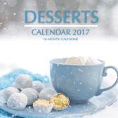 Desserts Calendar 2017
