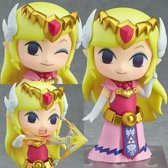 ZELDA - Figure Nendoroid Zelda The Wind Waker Version