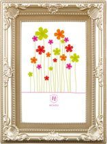 Fotolijst - Henzo - Colour Barok - Fotomaat 10x15 - Champagne