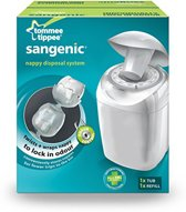 TOMMEE TIPPEE - Sangenic - Luieremmer - Wit