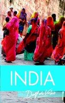 India In Een Rugzak