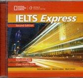 Lisboa, M: IELTS Express Intermediate Class Audio CDs