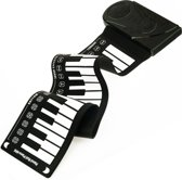 Áengus Roll-up Keyboard – oprolbare piano – 49 toetsen