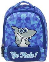 Kinderrugzak Go Nuts (blauw)