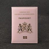 Paspoort Cover Roze Paspoorthoes Paspoorthouder Paspoort Hoesje Mapje