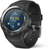 Tempered Glass Screenprotector Voor Huawei Watch 2 Sport - Ultradun Gehard Glas