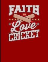 Faith Love Cricket