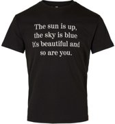 The Analogues The Sun Is Up T-shirt