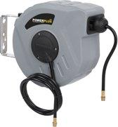 Powerplus POWAIR0215 Automatische luchtslangoproller – PVC – 10 m – max. 12 bar