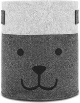 Mand XL felt Bear grey
