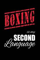 Boxing Is My 2nd Language