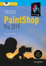Ontdek PaintShop Pro 2019