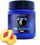 Sterrenstof Pre-Workout - Peach - De ruimte in!