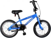 Bike Fun Cross Tornado - Fiets - Unisex - Blauw - 16 Inch