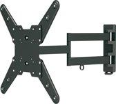 DELTACO ARM-425 Universele TV Wandsteun, Geschikt voor TV's van 32 t/m 55 inch