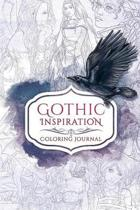 Gothic Inspiration Coloring Journal