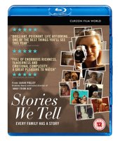 Stories We Tell (Import) [Blu-ray] (dvd)