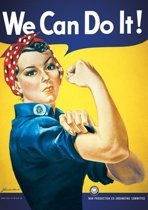 We Can Do It - Maxi Poster