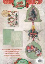 DIY Kerst Hanger MDF Pakket - Lovely Christmas