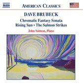 John Salmon Plays Dave Brubeck
