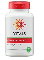 Vitals Vitamine B1 100 mg 100 vegicaps