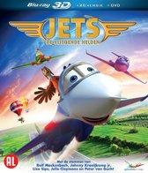 Jets - De Vliegende Helden (3D Blu-ray) (dvd)