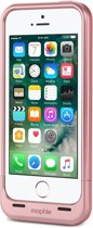 Mophie Juice Pack Air Accu Batterij Case voor iPhone SE / iPhone 5s / iPhone 5 - Rosé Goud
