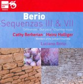 Berio; Sequenzas Iii And Vii