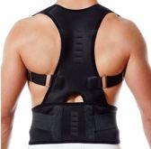Houding Corrigerende Brace - Correctie Brace - verminderd last van rug en schouders Extra Large