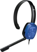 Afterglow LVL 1 - Chat Headset - Official Licensed - PS4 - Blauw/Camo