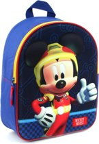 Mickey Mouse Believing (3D) Kinderrugzak 3D - 9,3 l - Blauw