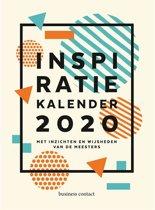 Inspiratie Scheurkalender 2020