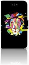 Nokia 1 Uniek Boekhoesje Lion Color