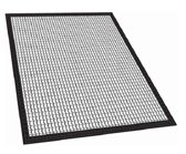 Barbecue accessoires - Outdoor BBQ mat - Barbecue mat - non stick barbecue rooster - Grill mat voor BBQ