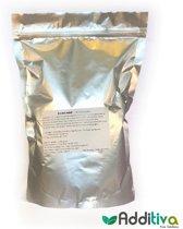 Bentoniet (Bentonite) 1000gr, Klei mineraal, grondverbeteraar, Mycotoxinebinder