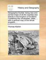 Geographia Scotiae